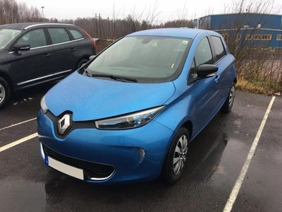 begagnad Renault Zoe R90 41 kWh SE PRIS