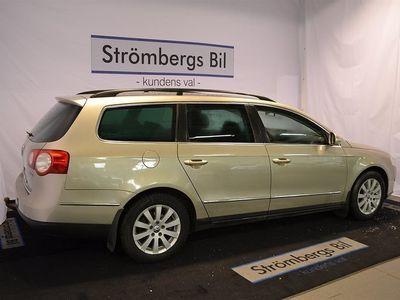 begagnad VW Passat TDI 140 4M
