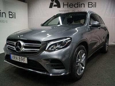 begagnad Mercedes GLC220 D (170hk) 4MATIC / AMG -19