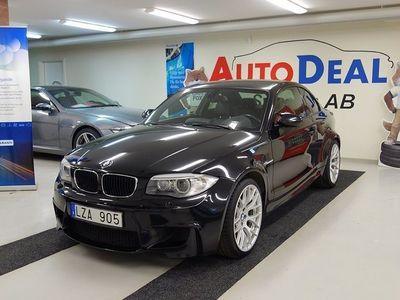 begagnad BMW 1M Coupé 340hk
