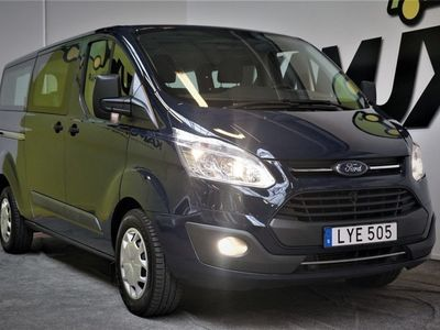 begagnad Ford Transit 2.0 TDCi | 9-sits |Custom Kombi