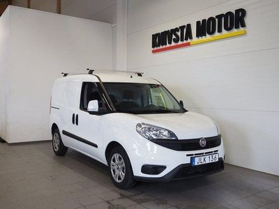 begagnad Fiat Doblò Cargo 1.3 Euro 6 95hk (Drag, motor