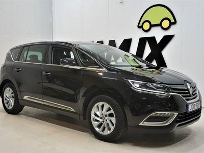 begagnad Renault Espace 1.6 dCi | Zen | Taklucka | Drag | 160hk