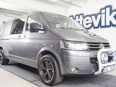 begagnad VW T3 CamperTRP.KOM. TDI DSG 4M 340 KombiLH132 AL7 2013, Minibuss 193 000 kr