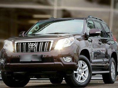 begagnad Toyota Land Cruiser Prado 3.0 D-4D 4WD
