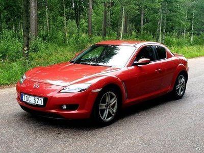 begagnad Mazda RX8 1.3 Wankel Engine 192hk -04