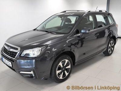 begagnad Subaru Forester 2.0i XS X-MODE CVT