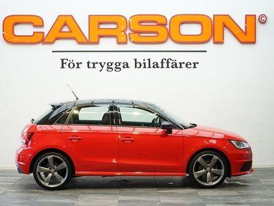 begagnad Audi S1 Sportback 2.0 TFSI 231HK Q Svensksåld