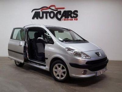 begagnad Peugeot 1007 1.4 / 6.600 MIL / FINANS