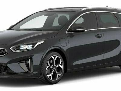 begagnad Kia cee'd Sportswagon Plug-in Hybrid Pluspaket 2