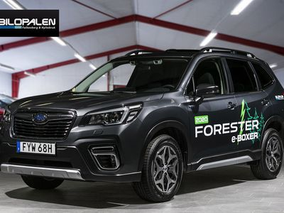 begagnad Subaru Forester e-Boxer ACTIVE