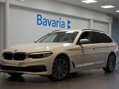 begagnad BMW 520 d xDrive Touring Sport Line Aut Nypris 558.800:-