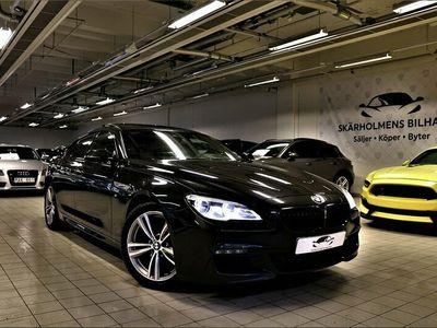 begagnad BMW 640 d X-DRIVE EURO6 M-PAKET MAXUTR MOMSBIL