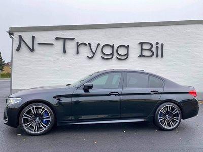 begagnad BMW M5 V8 XD 600hk SVENSKSÅLD !