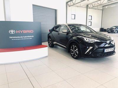 begagnad Toyota C-HR 1.8 Elhybrid (122hk) Aut