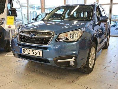 begagnad Subaru Forester 2.0 XE 4WD Euro 6 147hk