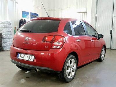 gebraucht Citroën C3 1.6 HDi 90hk / AUX / 5800 mil