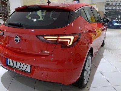 begagnad Opel Astra Dynamic 5d 1.4 Turbo 125 hk (MT6 -16