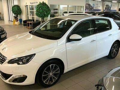 begagnad Peugeot 308 308 SW2.0 HDi FAP Automat Allure Euro 6 2015, Kombi Pris 119 900 kr