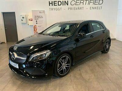 begagnad Mercedes A180 - BenzAMG Paket 7G - DCT - 122hk
