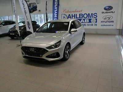 begagnad Hyundai i30 5-dörrars 1.5 T-GDi DCT MHEV Essential