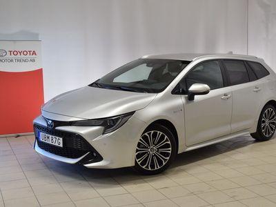 begagnad Toyota Corolla Touring Sports Hybrid 1,8 Style teknikpaket, gps