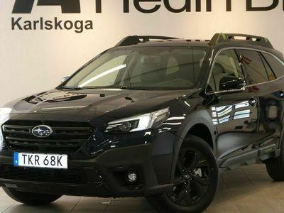 begagnad Subaru Outback 2.5I 4WD CVT X - Fuel Field