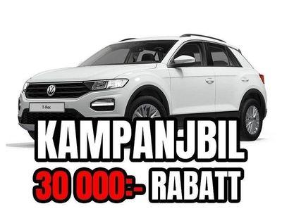 begagnad VW T-Roc TSI 115hk