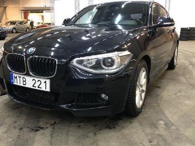 begagnad BMW 120 Övrigt d 5dr, F20 2012, MC/Moped 128 000 kr