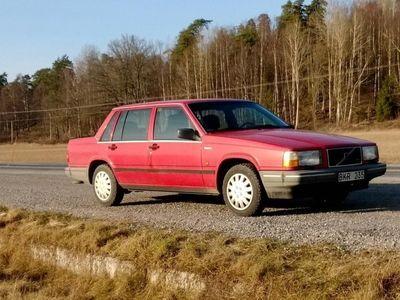 begagnad Volvo 744 lågmil 10347 mil