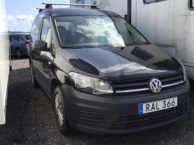 begagnad VW Caddy Life MPV 2.0 TDI (75hk)