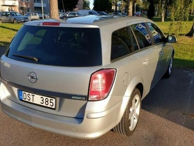 begagnad Opel Astra 1.7csti 110hk ecoflix