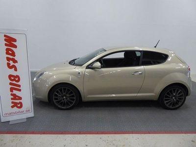 begagnad Alfa Romeo MiTo 1,4T Quattro Foglio Verde 170 Hk Manuell 3d