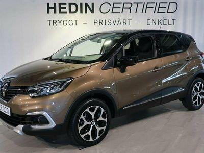 begagnad Renault Captur 1.2 (120hk) Intens