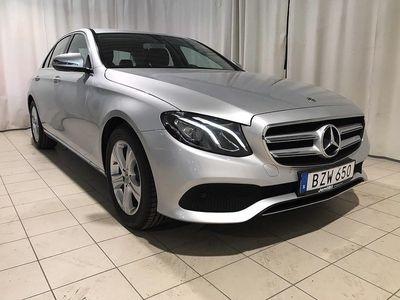 begagnad Mercedes E220 SE-Edition -18