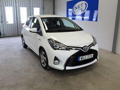 used Toyota Yaris 1.5 HSD V-hjul 75hk