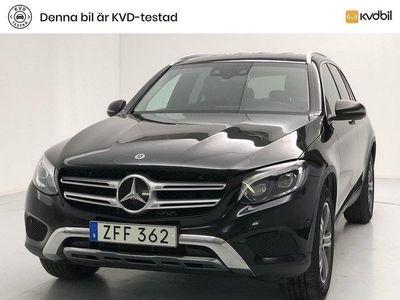 begagnad Mercedes GLC220 d 4MATIC X253 (170hk)