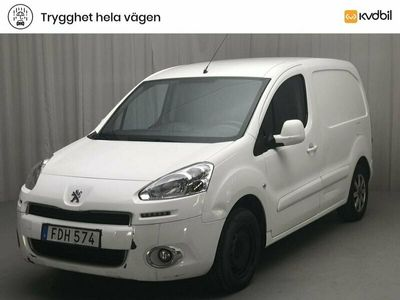 begagnad Peugeot Partner 7