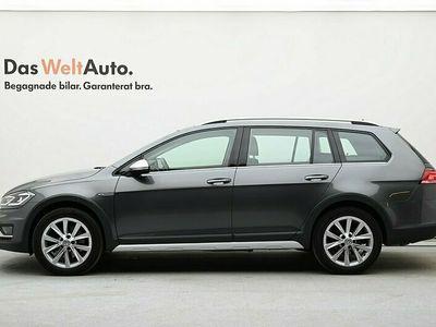 begagnad VW Golf Alltrack Sportscombi TSI180 DSG 4M Plus/P-värmare/Drag