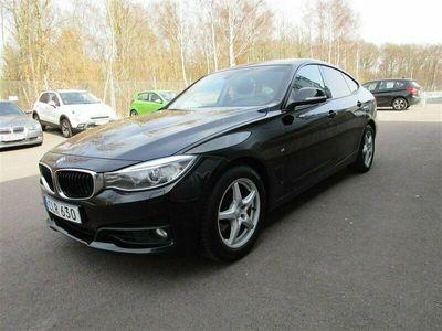 begagnad BMW 330 3-V D
