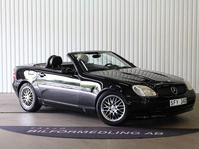 begagnad Mercedes SLK230 Kompressor 193hk