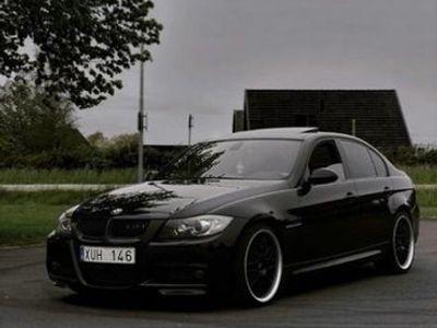 begagnad BMW 330 M-Sport