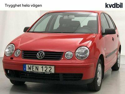 begagnad VW Polo 1.4 5dr (75hk)