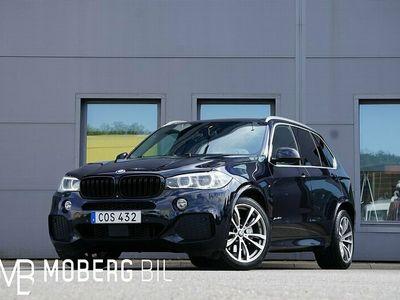 begagnad BMW X5 40 d xDrive 313hk M Sport HUD Hifi