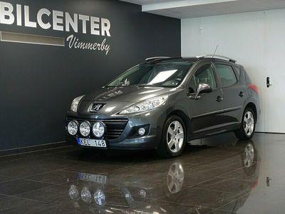 begagnad Peugeot 207 1.6 VTi Automat 120hk *Panorama *Drag