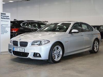 begagnad BMW 530 d xDrive M Sport, Navigation, Lounge Pack.