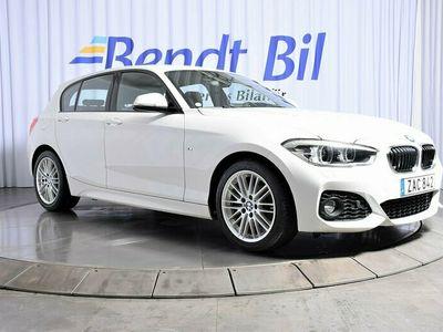 begagnad BMW 118 i 5dr M Sport 136hk/ 12 månader Garanti