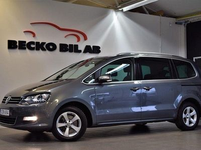 begagnad VW Sharan 2. 0 DSG Premium 7-sits/Vär