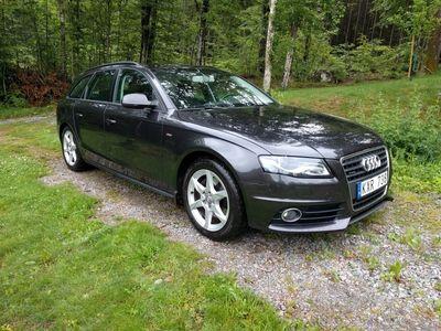 begagnad Audi A4 Avant 2.0TFSI 211hk Quattro 2011