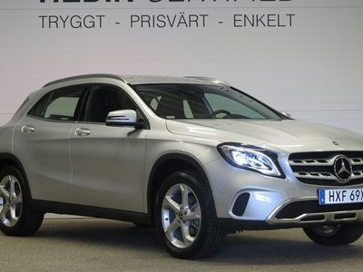 begagnad Mercedes GLA200 AUT NAVIGATION